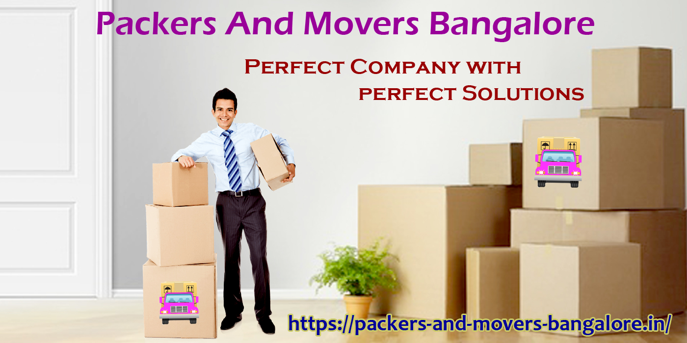 Local Movers and Packers Bangalore