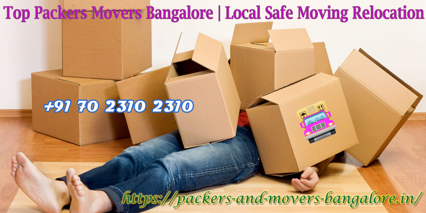 Local Household Shifting Bangalore